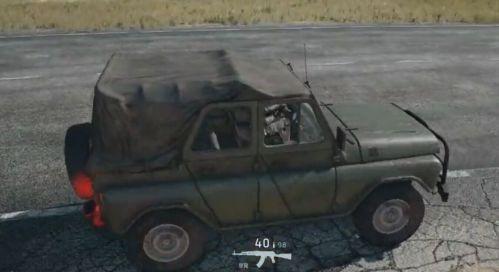 丛林大逃杀跳车