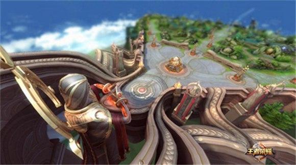 王者荣耀体验服王者峡谷地图更新