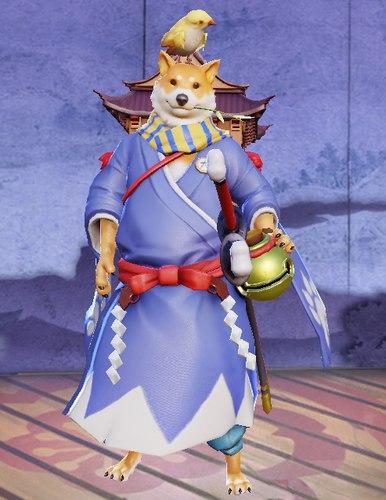 代号moba犬神