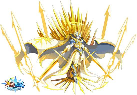 奥奇传说威耀圣光万剑王