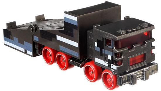 【周边趣闻】我的世界汽车设计图 充满mc元素的汽车设计