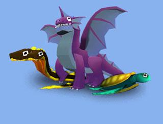 疯狂动物园1.11.0版本更新 更多神话传说怪物