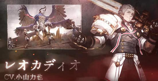 日本KLab RPG新作《灾祸的真理》情报公开