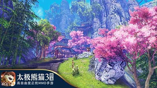 """新资料片将至 《太极熊猫3:猎龙》""""夜刃降临""""大世界玩法"""