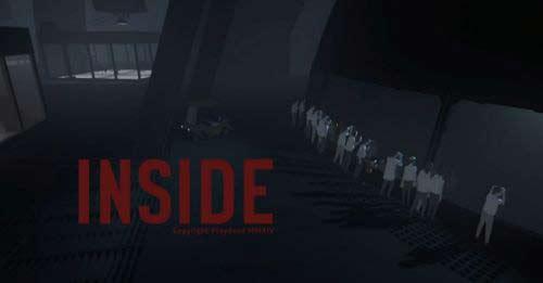 正制作中 PlayDead独立满分神作《Inside》将登陆iOS平台