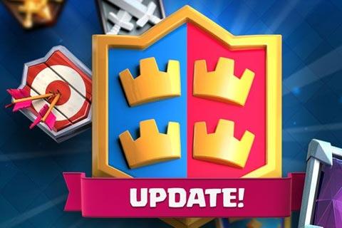 全新镜像模式!皇室战争下次更新在10月初!