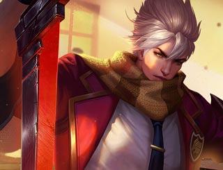 王者荣耀台服李白是谁 传说对决李白是哪个英雄
