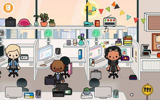 托卡生活:办公室
