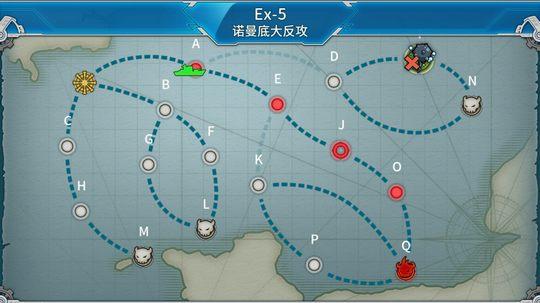 战舰少女r三周年活动e5掉落