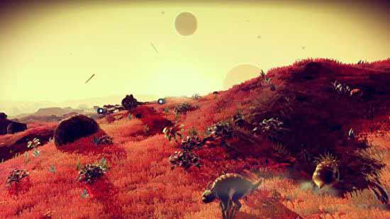 NASA眼中的宇宙与游戏中的宇宙 如幻如梦似真似假