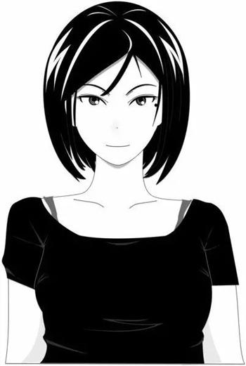(《嵯峨崎怪奇事件簿》中的人设)