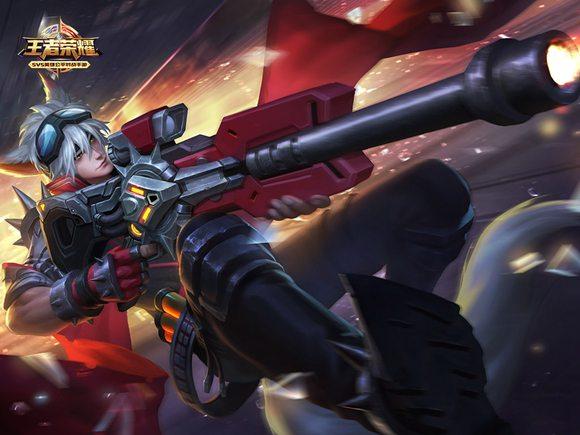 王者荣耀10月射手英雄排行榜