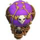 部落冲突12级骷髅气球