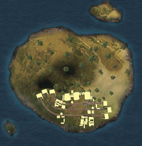 荒野行动地图介绍 地图一览