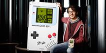 【游戏吉尼斯】史上最大的GAMEBOY掌机!