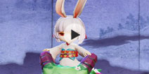 决战平安京山兔技能展示视频 山兔式神试玩视频