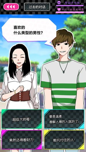 另类恋爱游戏《恋爱大作战》:渣男还是暖男?