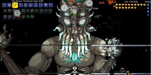泰拉瑞亚盘点最难击败的bossTop5