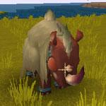 迷你世界牛