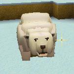 迷你世界冰熊