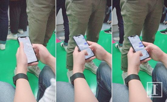 iPhone X被爆流出!已经用人抢先使用?!