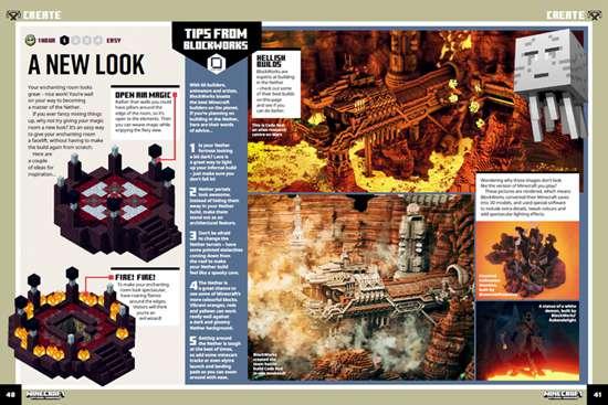 我的世界Minecraft杂志第二刊已发布
