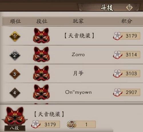 阴阳师阵容推荐