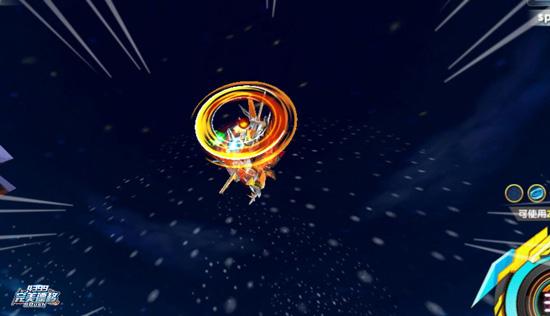 完美漂移游戏截图之突破天际的雷怒飓风