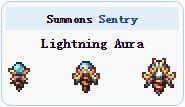 泰拉瑞亚闪电光环法杖