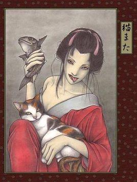 阴阳师猫又