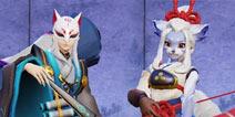 决战平安京妖狐和白狼