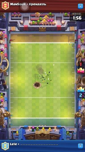 皇室战争气球兵