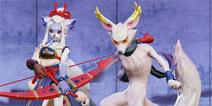 决战平安京管狐和白狼