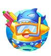 玩个球海星宝宝
