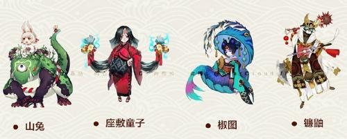 阴阳师护盾式神