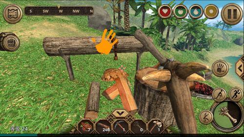 荒岛求生进化木匠工作间怎么制作 木匠工作间介绍