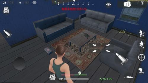 据点守卫放逐游戏地图怎么看