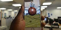 NBA官方将推出AR投篮手游 室内练球不再是梦