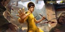 新英雄李小龙降临《英魂之刃口袋版》最会打的男人来了