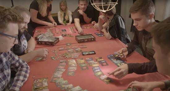 《水果忍者》将推同款主题桌游 预计2018年第3季度推出