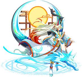 奥奇传说月神灵风
