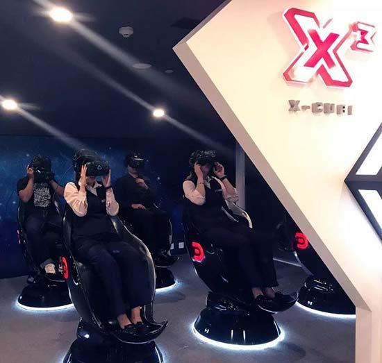 线下 VR 影院:这会是中国 VR 发展的下一个爆发点吗?