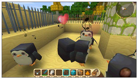 迷你世界企鹅吃什么 企鹅怎么繁殖