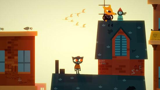 Steam好评之作 剧情冒险游戏《夜猫森林》将推出手机版