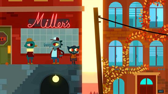 Steam好评之作 剧情冒险游戏《夜猫森林》将推手机版