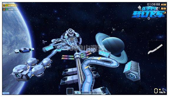 梦幻飞车星陨空间站