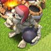 部落冲突骷髅巨人