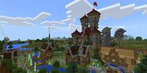 我的世界中世纪城镇1.0【好玩】