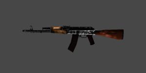 丛林法则手游AK47步枪