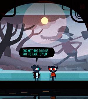 Steam好评之作《夜猫森林》推手机版